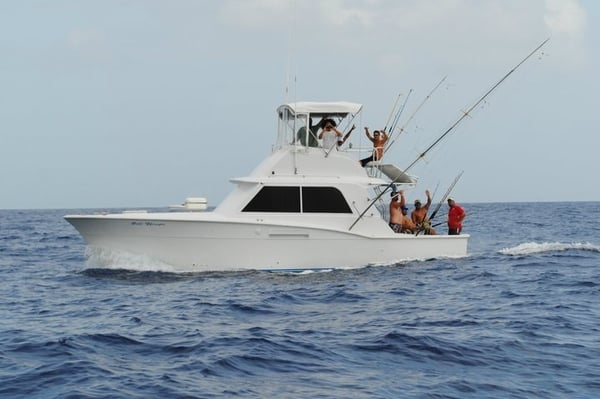 403 forbidden for Puerto rico fishing charters