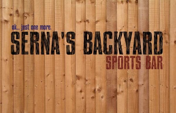 serna s backyard sports bar sports bars san antonio tx yelp