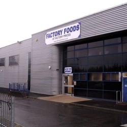 Factory Foods, Rotherham, South Yorkshire