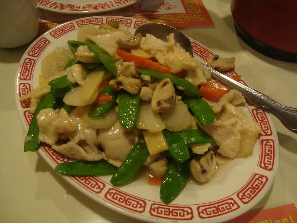 Moo Goo Gai Pan - Chicken and Vegetables | Yelp