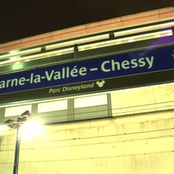 gare de marne la vall e chessy seine et marne france. Black Bedroom Furniture Sets. Home Design Ideas