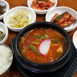 Gaaboseh Korean Café logo