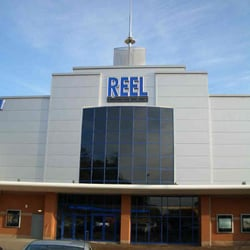 Reel Cinema, Crewe, Crewe, Cheshire East