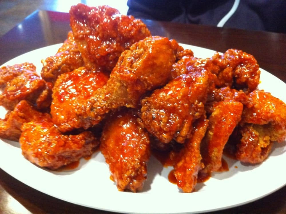 extra spicy korean fried chicken | Yelp
