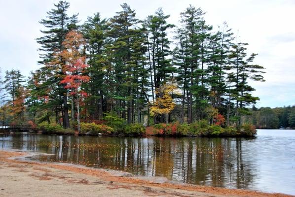 Pawtuckaway State Park Parks Nottingham Nh Reviews