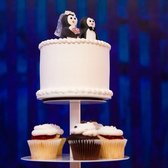 3 kinds of cupcakes (as u can notice I love penguins!)