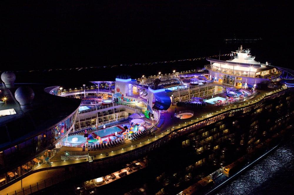 Royal Caribbean International Oasis Of The Seas Yelp