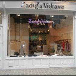 Zadig et Voltaire, Paris, France