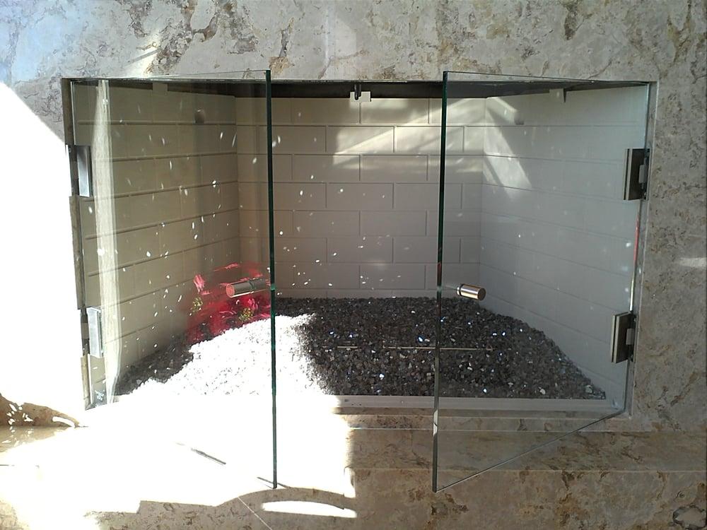 frameless glass fire doors style. Black Bedroom Furniture Sets. Home Design Ideas