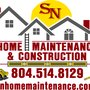 SN Home Maintenance & Construction