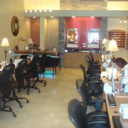 Aqua lifestyle nail salon spa nail salons maple for 108th and maple nail salon