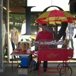 Hot Dog Cart For Hire, London