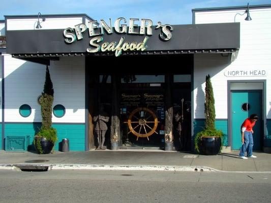 Spenger s fresh fish grotto fourth street berkeley ca for Spenger s fresh fish grotto
