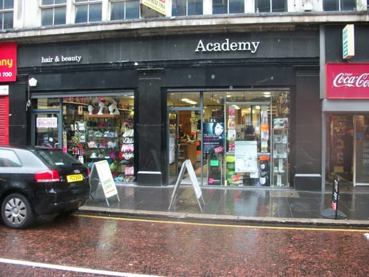 Hair traffic academy belfast yelp for Academy for salon professionals yelp
