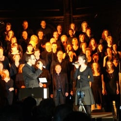 modern gospel choir, Berlin