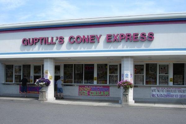 Guptill's Coney Express