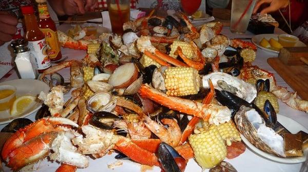 Crab Pot Restaurant Long Beach Ca