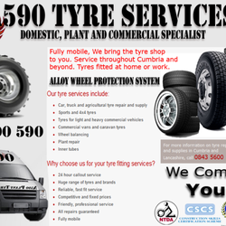 A590tyres, Barrow-in-Furness, Cumbria