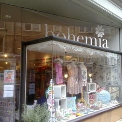 Bohemia Boutique, Edinburgh