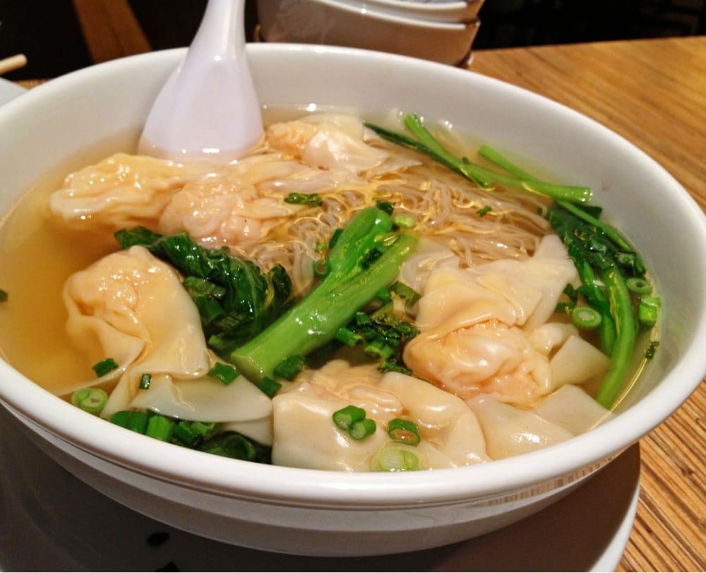 Wonton noodle soup | Yelp