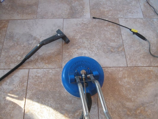 Cleaning Ceramic Tile Grout Floors Yelp