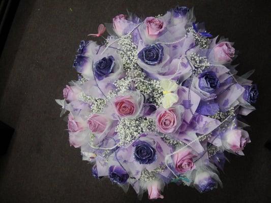 1 dozen Hong Kong: 6 purple, 6 lavender | Yelp
