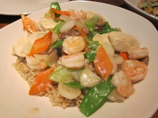 Moo Goo Gai Pan Lunch | Yelp