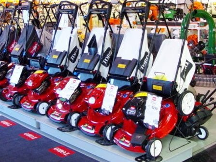 Toro And Honda Lawn Mower Dealer Yelp