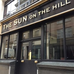 The Sun On the Hill, Birmingham, West Midlands