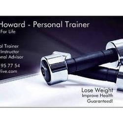 Lel Howard - Personal Trainer, Stockport, Greater Manchester