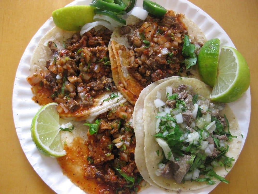 Tacos de Lengua, Asada y Pastor | Yelp