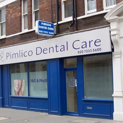 Pimlico Dental Care, London