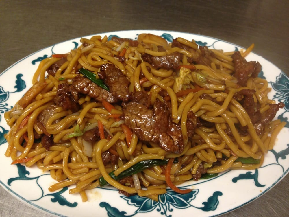 Beef Lo Mein | Yelp