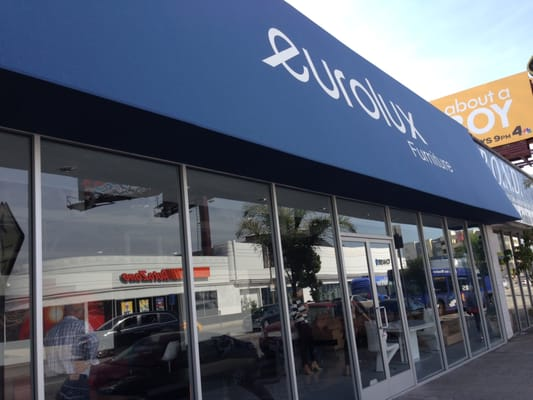 Eurolux modern furniture store furniture stores mid for G furniture los angeles