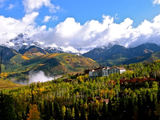 The Peaks Spa Hotel Telluride Co