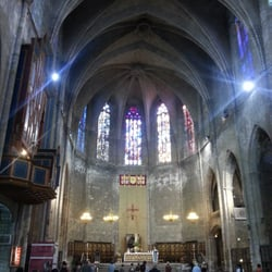 Santa Maria del Mar, Barcelona, Spain