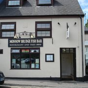 Monnow Bridge Fish Bar & Cafe, Monmouth