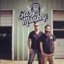 Richard Rawlings & Aaron Kaufmann of Gas Monkey Garage & have the show