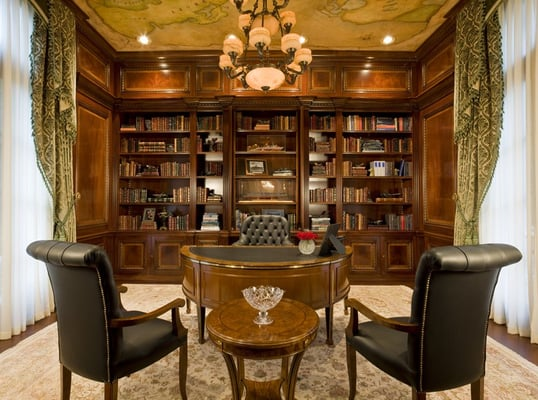 luxury home office haleh design inc yelp