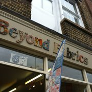 Beyond Fabrics, patchwork and quilting shop
