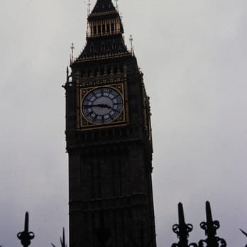 I think Big Ben is so close and loud so as to wake up sleeping parliamentarians.