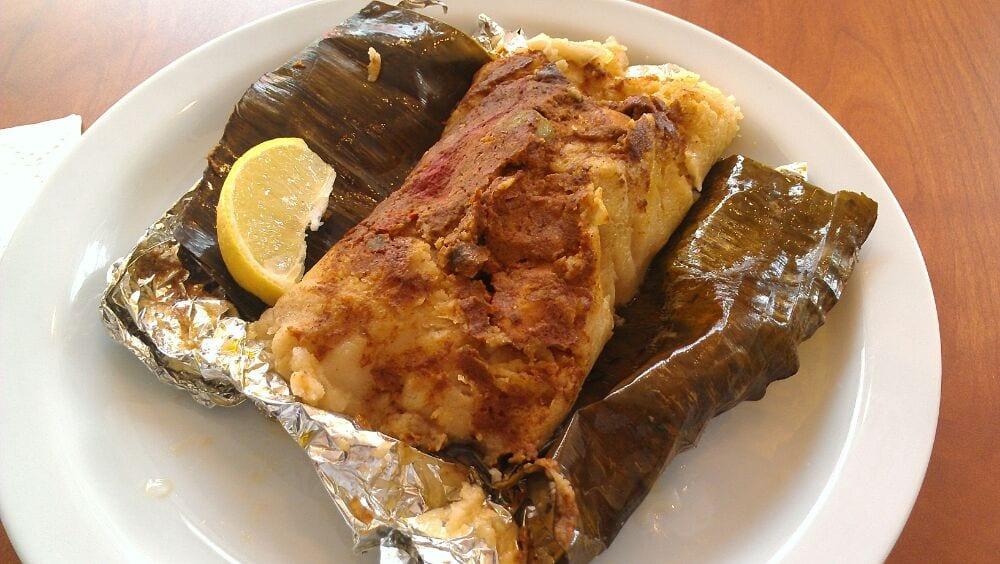 Chicken Guatemalan Tamales Yelp