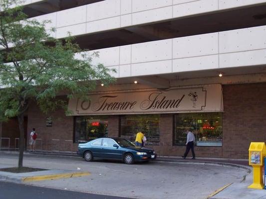 Treasure Island Parking Chicago