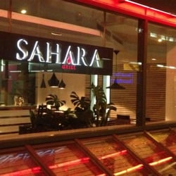 Sahara Grill - Whitechapel, London