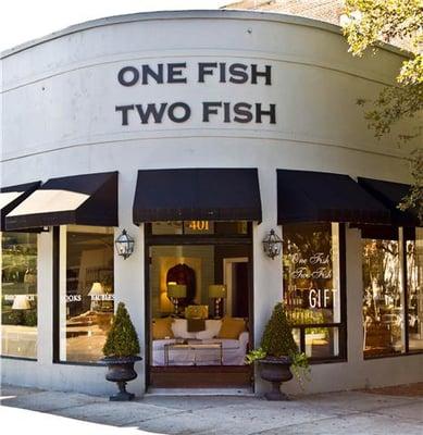 One Fish Two Fish Savannah Ga Yelp
