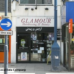 Glamour Salon, London
