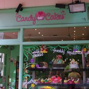 Candy Cakes, London, UK