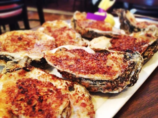 Oven Roasted Oysters | Yelp