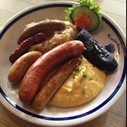 Mixed Sausage Plate