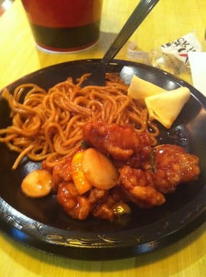 Chinese Fast Food Lakewood Ca